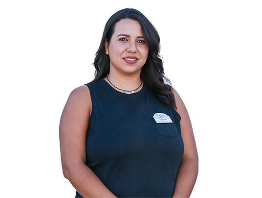 Stephanie Faria